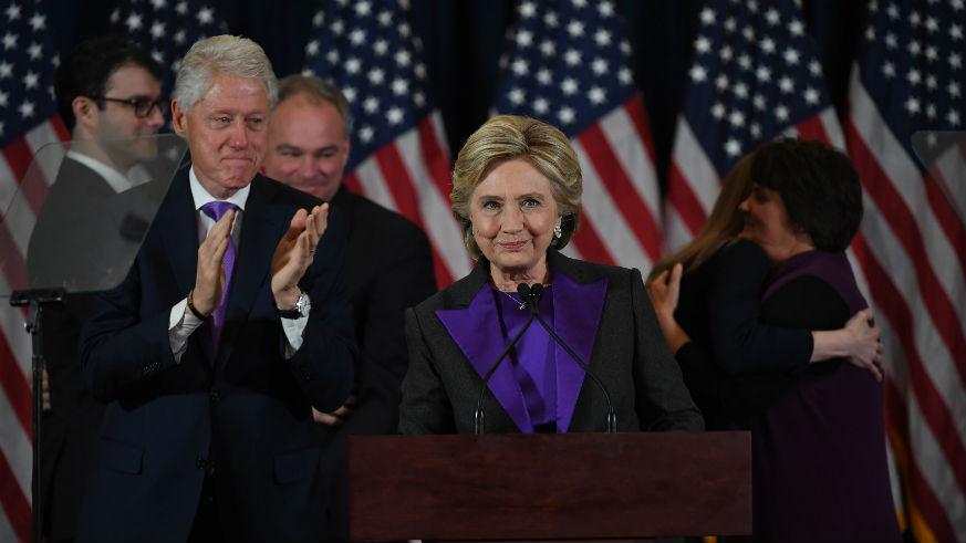 2016 Election Hillary Clinton