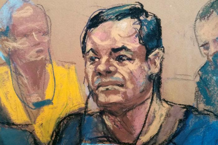 "Joaquin ""El Chapo"" Guzman trial date"