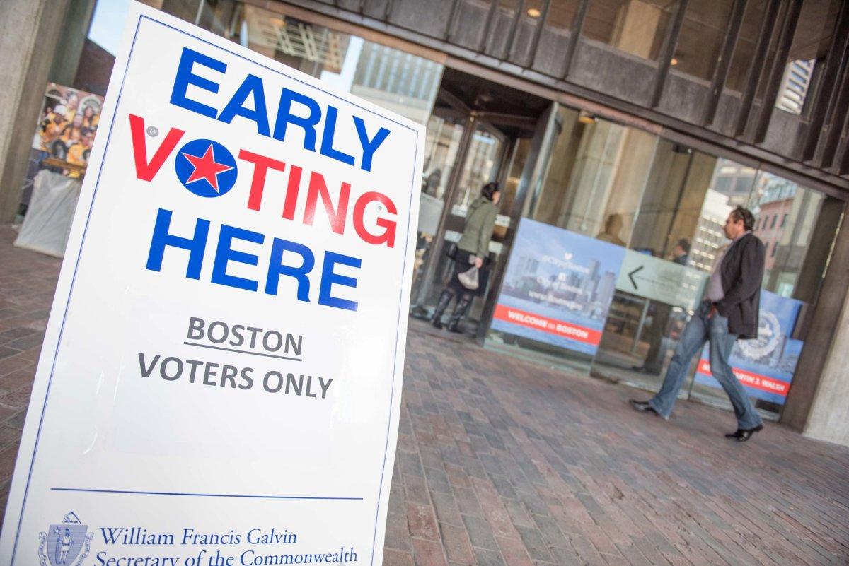 voting, boston voting, voting in boston, voter turnout