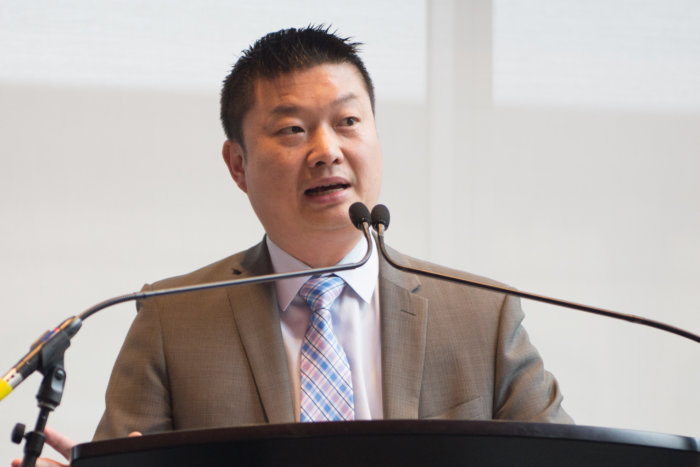 Boston Public Schools Superintendent Tommy Chang