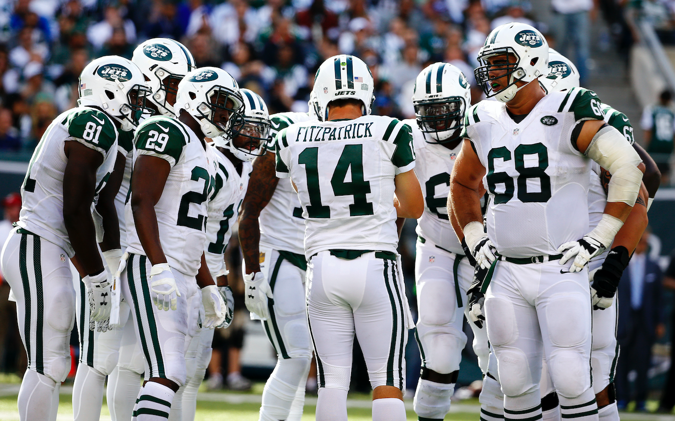 3 things to watch for at Jets training camp: Ryan Fitzpatrick watch still  on - Metro US