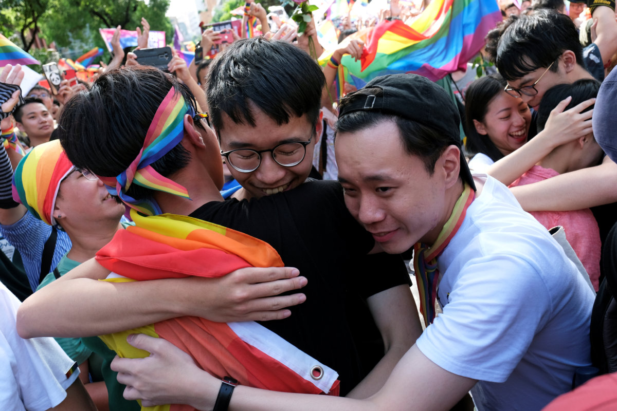 First lawsuits are filed seeking recognition of gay marriage in japan