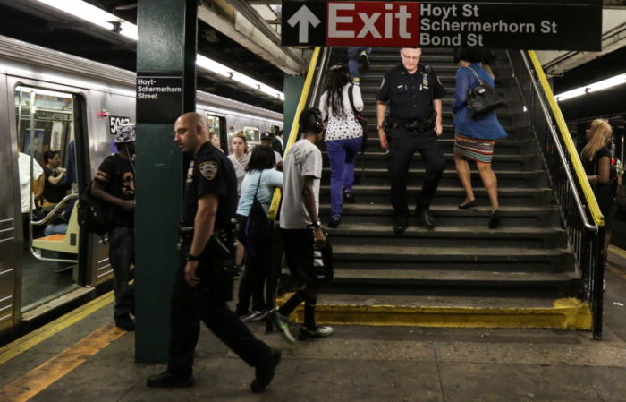 nypd, subway, nypd subway, neighborhood policing