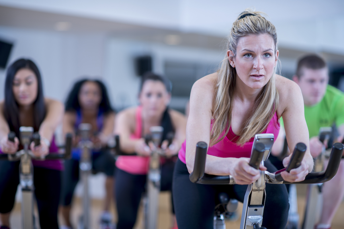 Are you overdoing it in spin class? - Metro US