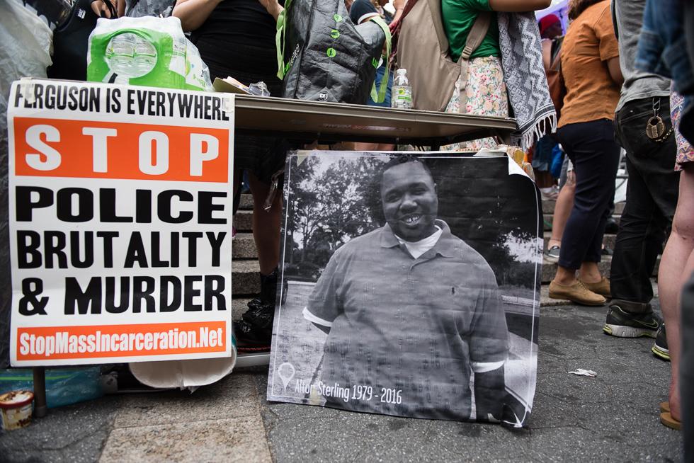 philando castile, alton sterling, racism, police shootings, police brutality,