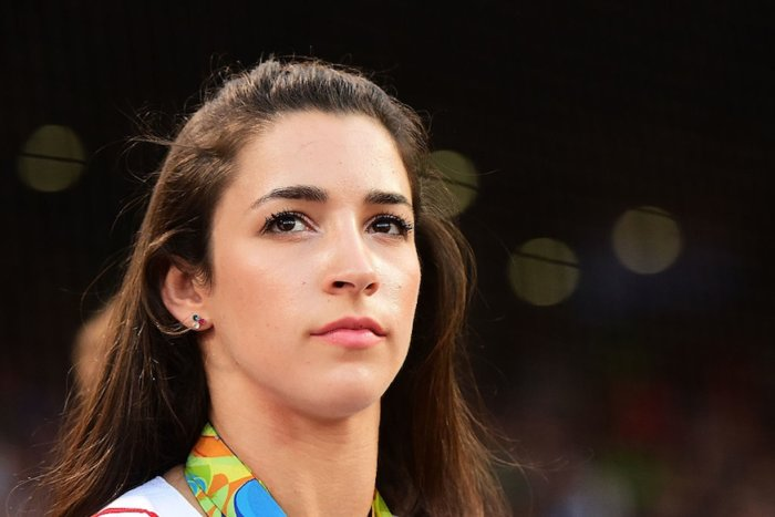 aly raisman, sexual abuse, sexual assault, gymnastics