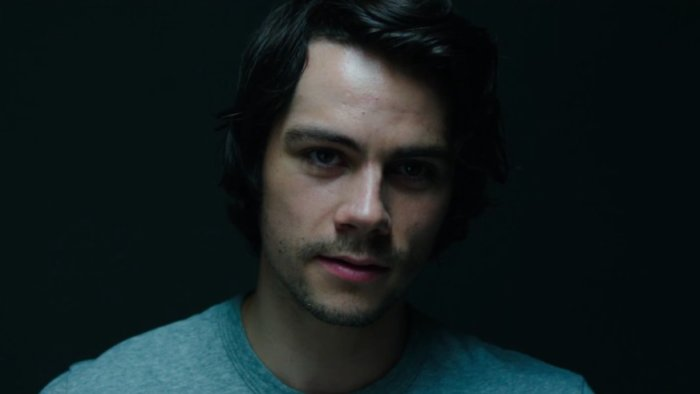 Dylan O'Brien as Mitch Rapp