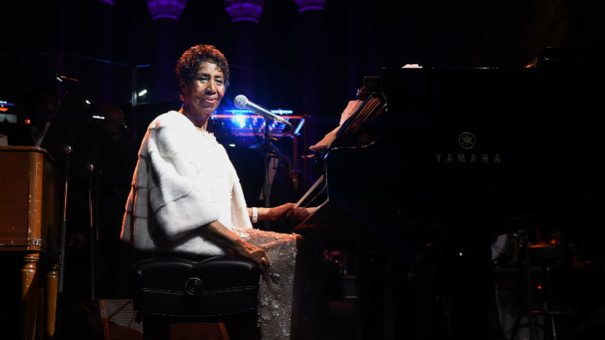 Aretha Franklin tribute concert at Madison Square Garden announced