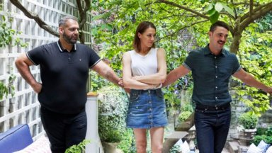 Finding the perfect outdoor space with the cast of Backyard Envy