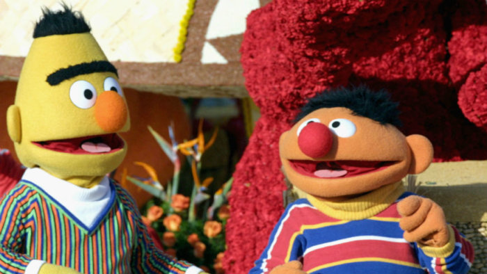 Bert and Ernie gay controversy