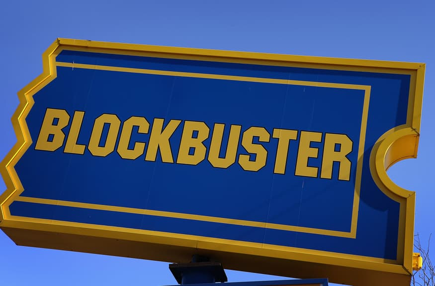 Blockbuster Video locations in Alaska are closing