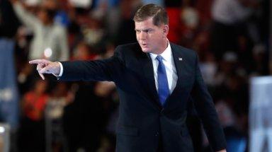 boston mayor marty walsh, walsh, politics