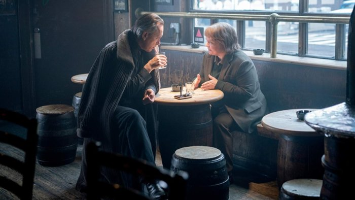 Richard E Grant reveals how truthful Can You Ever Forgive Me is