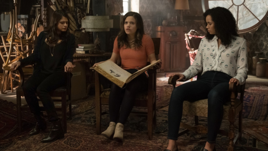 Madeleine Mantock on the controversial Charmed reboot