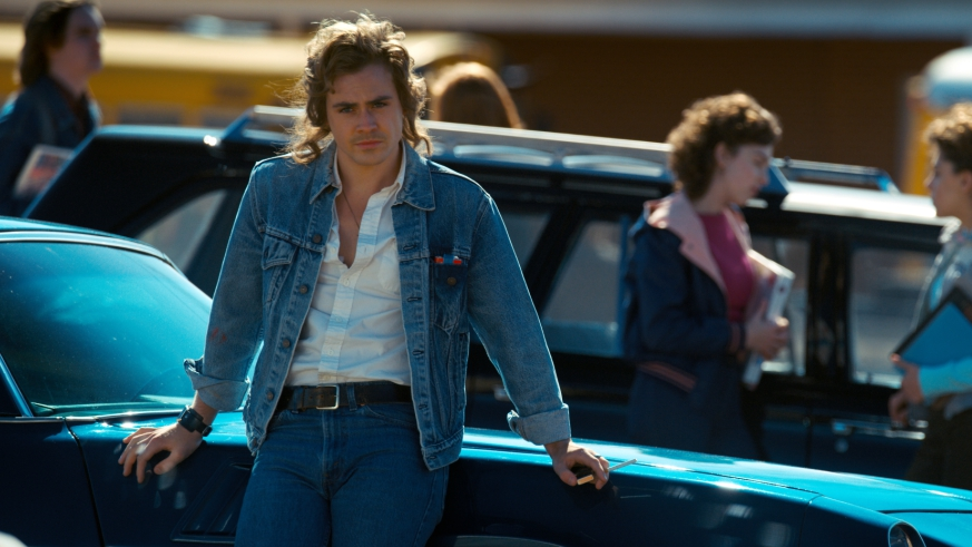 Dacre Montgomery opens up about his role on 'Stranger Things' season 2. Photo by Netflix