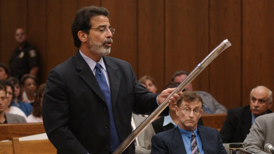 david rudolf the staircase michael peterson