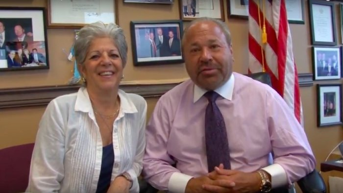 De Blasio heckler joins Dietl campaign, but wasn't a plant, candidate says
