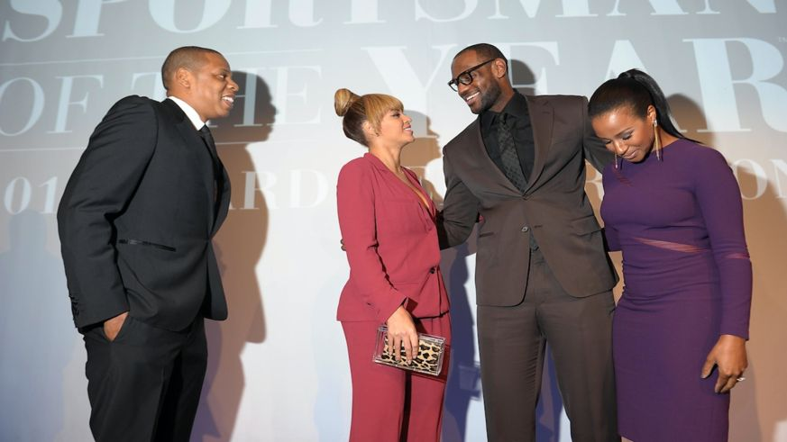 Did Beyonce have sex with LeBron pics photos NSFW video