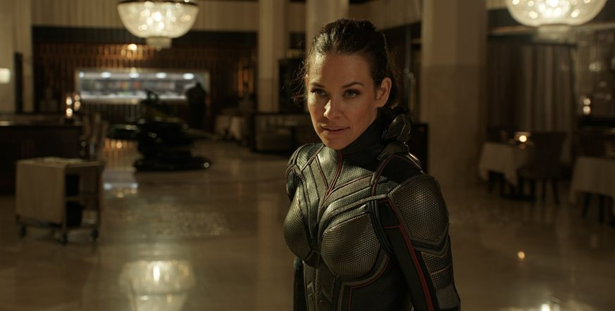 Evangeline Lily in Ant-Man and the Wasp