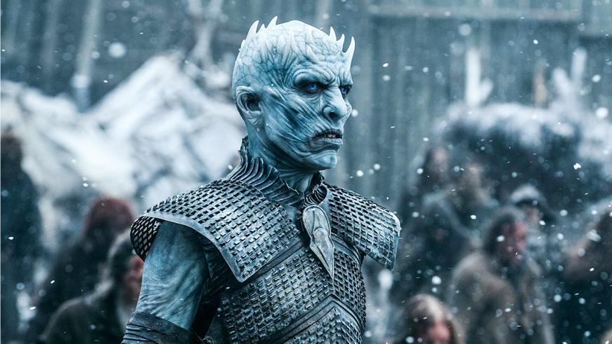 Game of Thrones Night King Winter