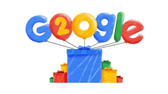 google birthday | google easter eggs