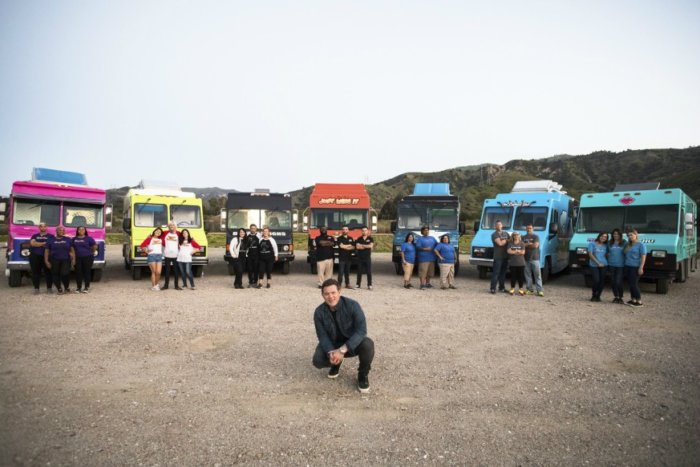 Season nine of 'The Great Food Truck Race' drops July 26 at 9 p.m. on the Food Network.