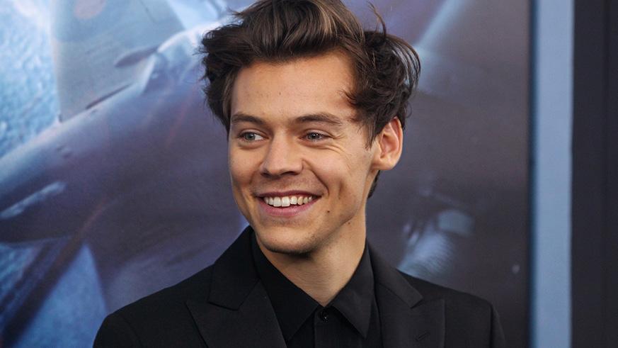 Harry Styles Dunkirk New York City Premiere