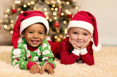 We've got holiday tips for parents, from encouraging gratitude and the act of giving to answering questions about Santa's logistics.