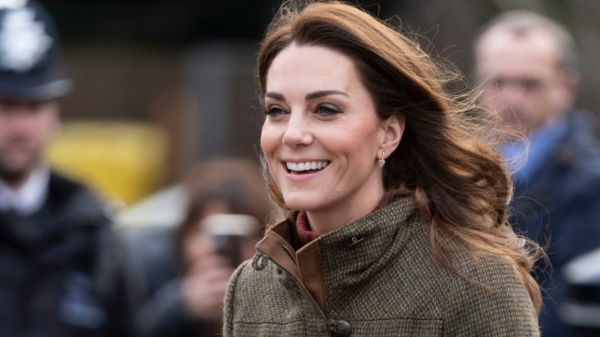 how many kids does Kate Middleton have?