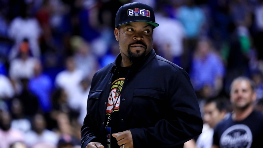 Ice Cube BIG3 Boston