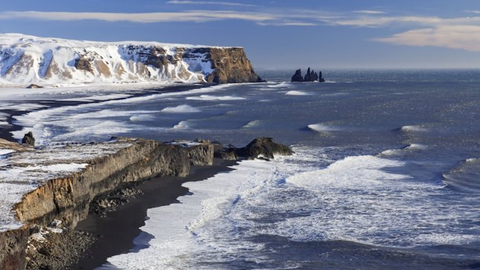 Iceland's rugged landscape has made the Scandinavian country a hot destination. Credit: Getty Images