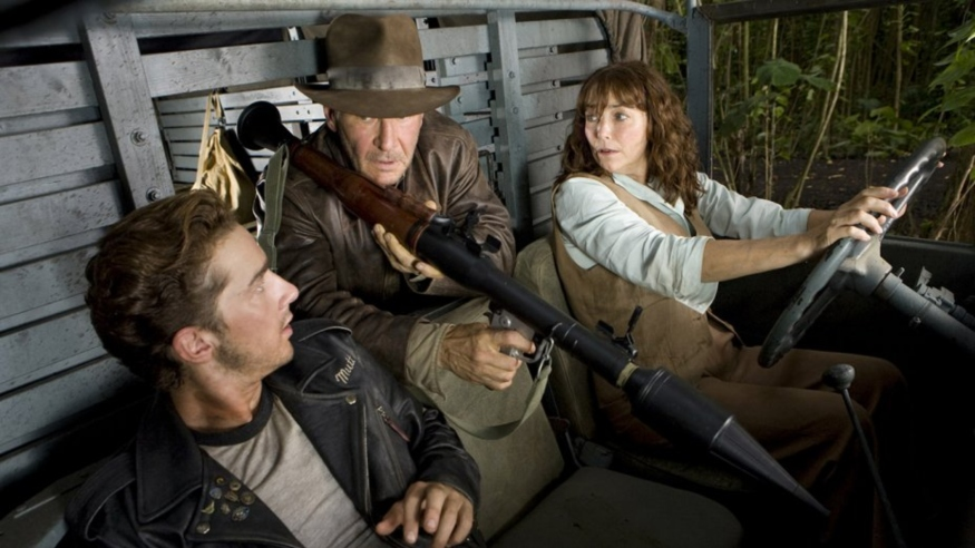 Karen Allen talks Indiana Jones 5
