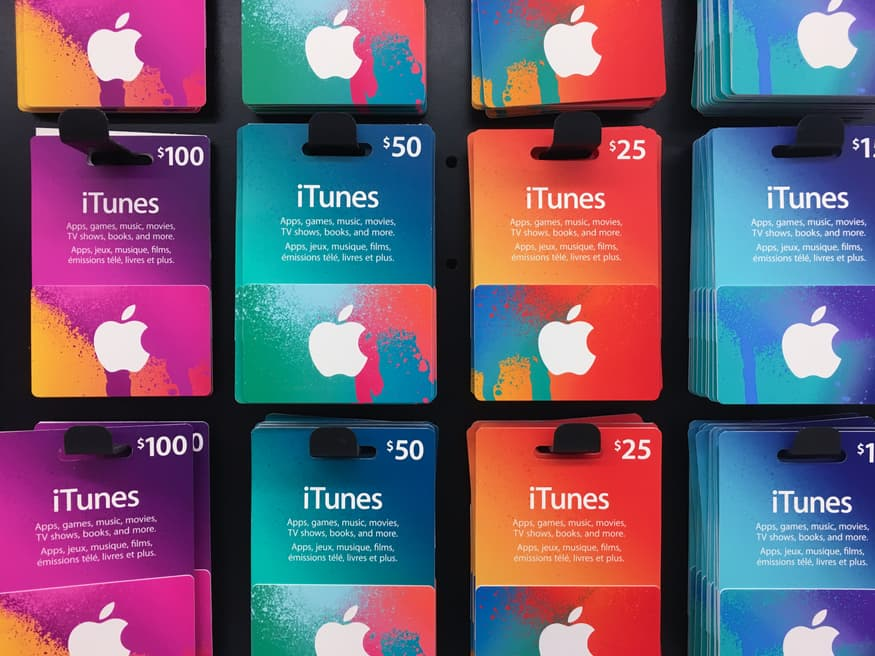 why do so many people fall for the itunes gift card scam