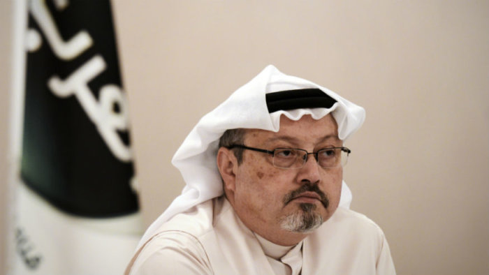 Jamal Khashoggi, TIME Person of the Year
