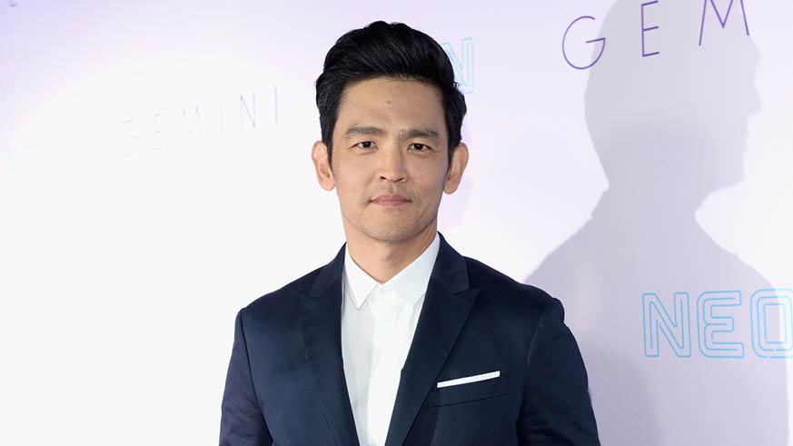 John Cho Gemini Premiere