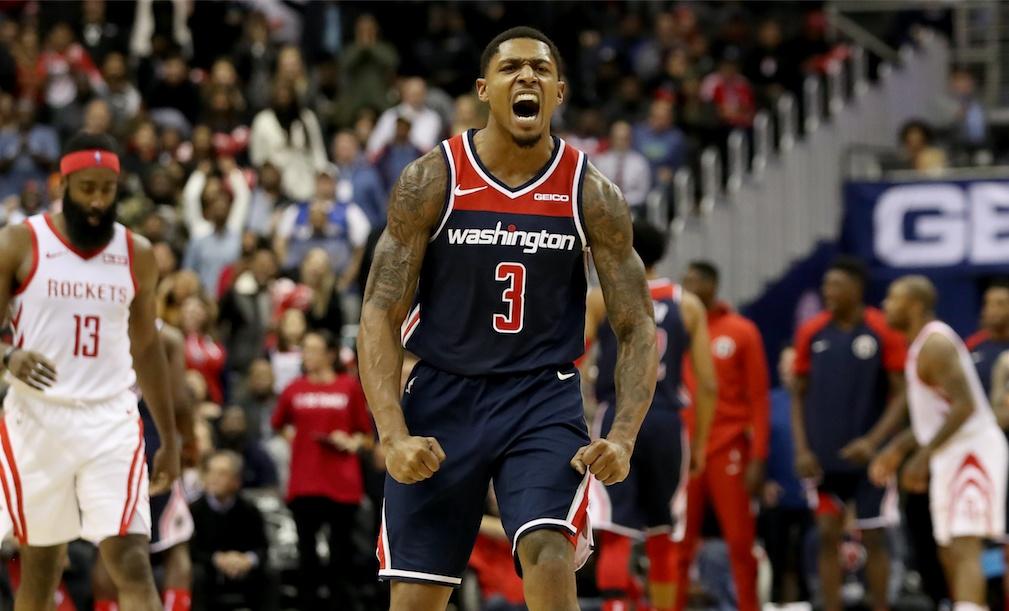 John Wall Bradley Beal NBA Trade Rumors Celtics Raptors