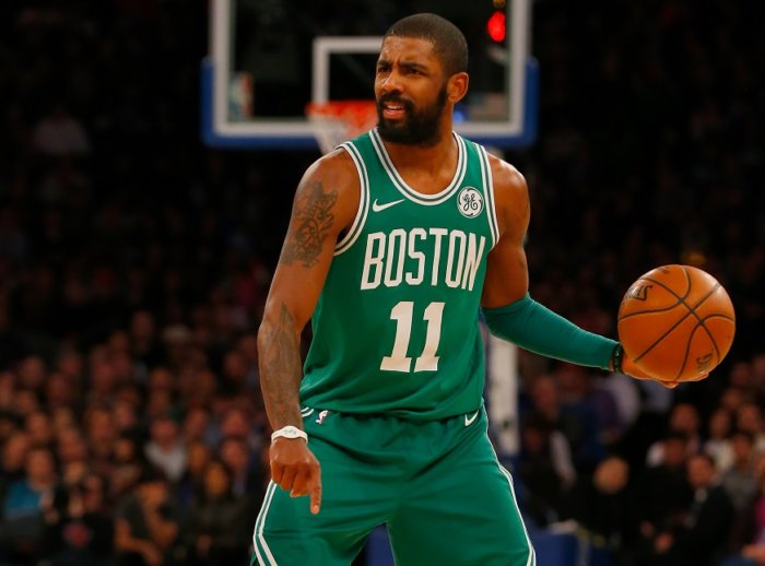 Kyrie Irving. (Photo: Getty Images)