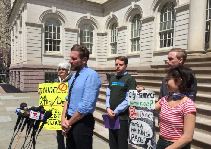 l train, l train shutdown, transit activists, nyc subway, riders alliance