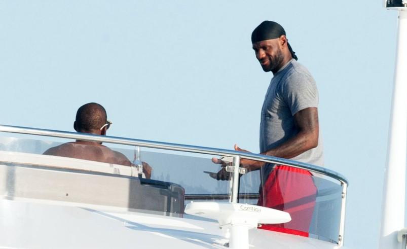 Lakers, LeBron, NBA Trade Rumors, Chris Paul, Carmelo