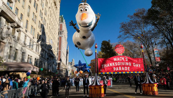 Macy's Thanksgiving Day Parade 2018: Start time, street closures, list of performers