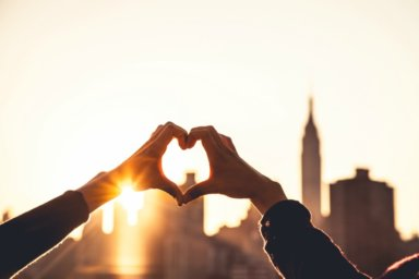 Dating in New York City really isn't all that different from dating anywhere else, the latest 'Singles in America' survey from Match found.