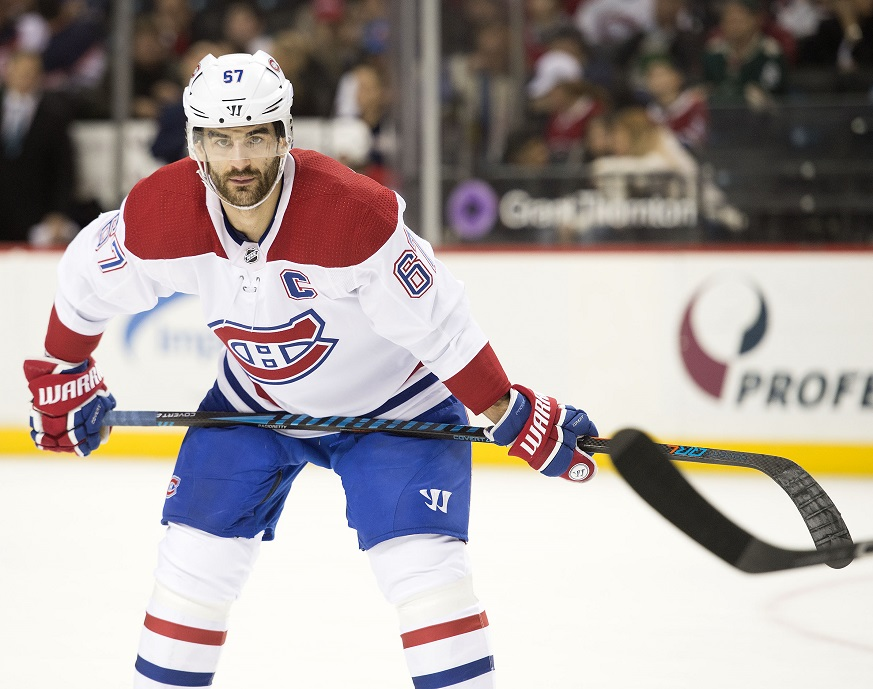 Montreal Canadiens star Max Pacioretty.