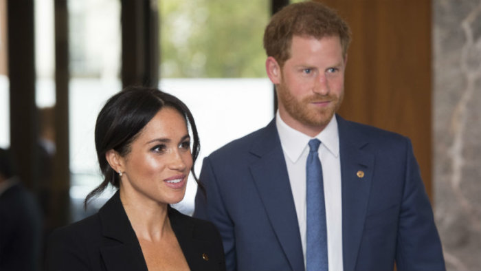 Meghan Markle and Prince Harry royal baby names