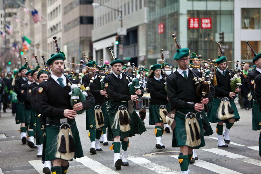 While the St. Patrick's Day Parade will take over Fifth Avenue in New York City on Saturday, it's going to also affect MTA subway, bus and rail service.