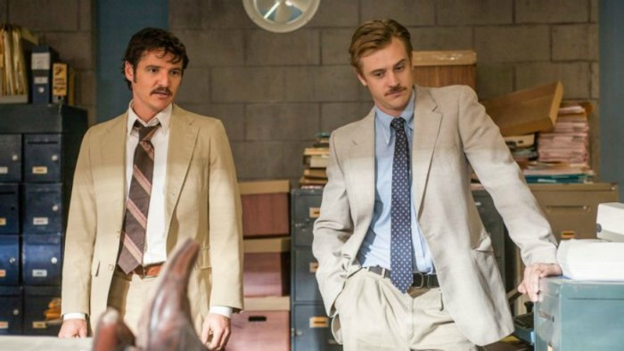 Pedro Pascal and Boyd Holbrook