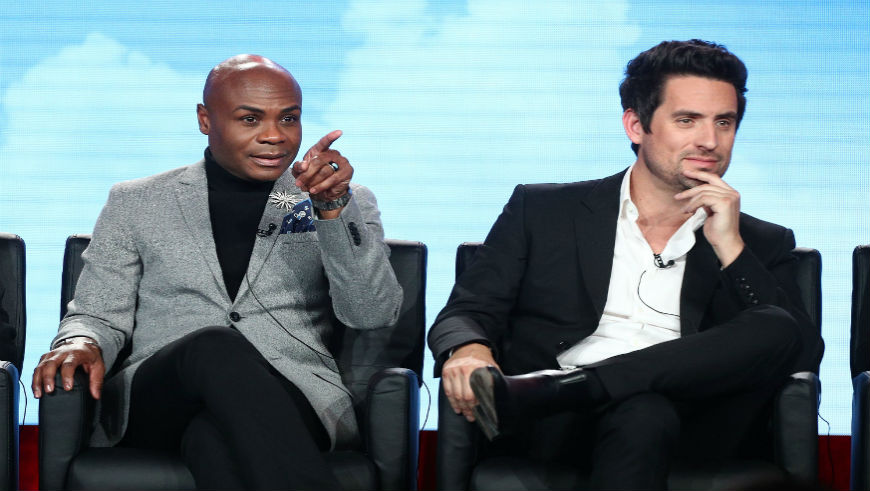 Nathan Lee Graham reaches high altitude in 'LA to Vegas'