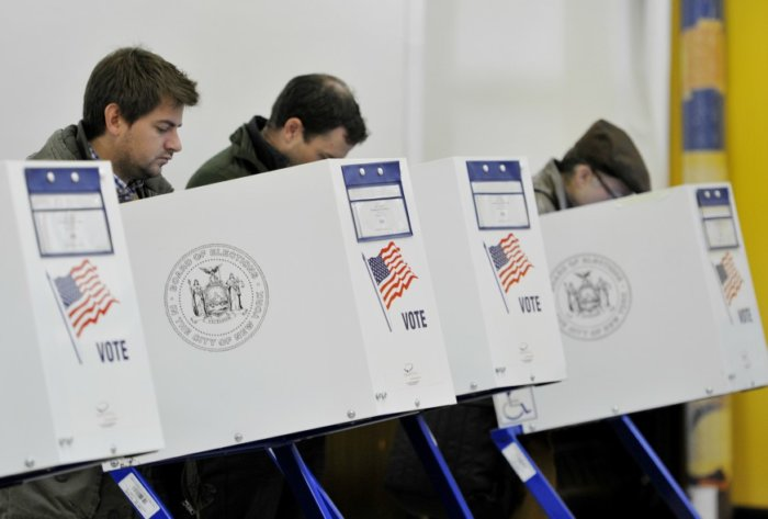 nyc election | voting in nyc