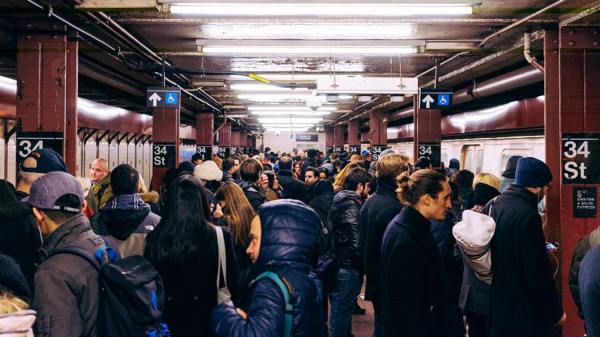 new york city subway delays