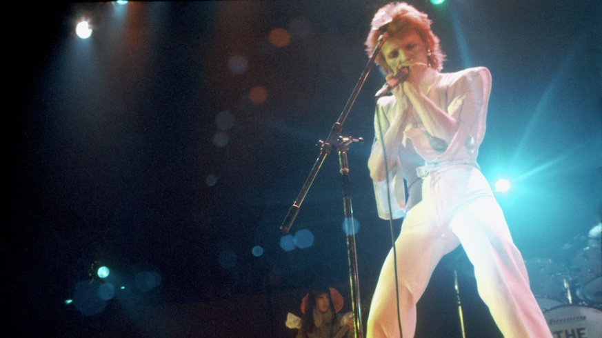 David Bowie Is closes on July 15 at the Brooklyn Museum.