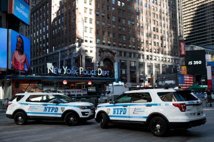 The NYPD is beefing up its presence in the wake of the Las Vegas shooting.